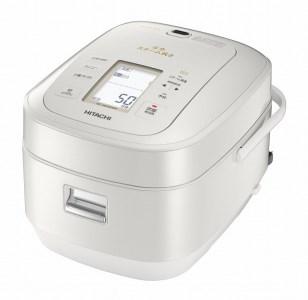 日立 IHジャー炊飯器「ふっくら御膳」パールホワイト  イメージ
