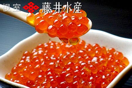 北海道根室産 いくら醤油漬50g×4  イメージ
