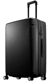 日本製スーツケース ace.ウォッシュボードZ 91L (コズミブラック) イメージ