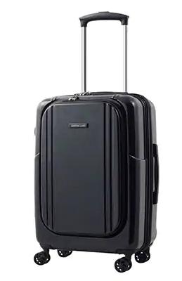 スーツケースAP7351(ワラビー)Sサイズ ブラック イメージ