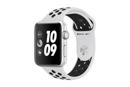 Apple Watch Nike+ GPSモデル(白) イメージ