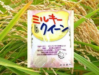 茨城県産ミルキークイーン 10kg 寄付金額10,000円 イメージ