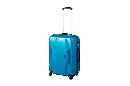 ワールドトラベラー クリアウォーター 日本製スーツケース 60L(ブルー) イメージ