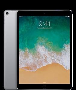 10.5インチ iPad Pro(Wi-Fi 256GB – スペースグレイ) イメージ