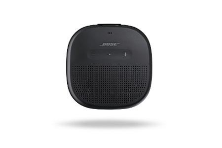 泉州タオル×Bose 泉州の華織「麗」SoundLink Micro Bluetooth speaker Blackセット【寄付金額:95,000円】 イメージ