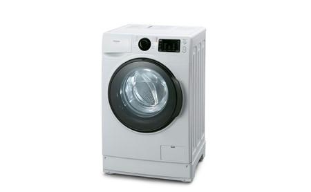 ドラム式洗濯機 8.0kg FL81P-W イメージ