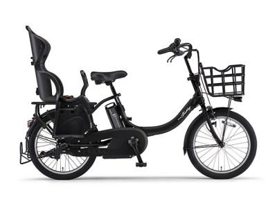 【電動アシスト自転車(Bubby un リアチャイルドシート標準装備モデル) イメージ