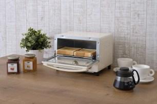 ricopa オーブントースターEOT-R1001-C