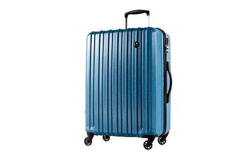 PC7258スーツケース(Sサイズ・ビリジアンブルー)  イメージ