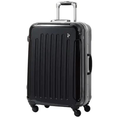 スーツケースPC7000 MSサイズ ナイトブラック イメージ
