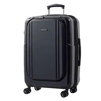 スーツケースAP7351(ワラビー)Lサイズ ブラック イメージ