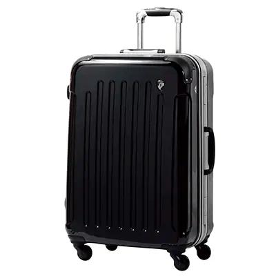 スーツケースPC7000 Mサイズ ナイトブラック イメージ