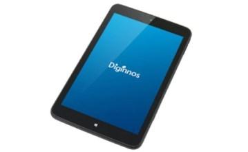 8インチタブレット サードウェーブ 「Diginnos DG-D08IW2SL」