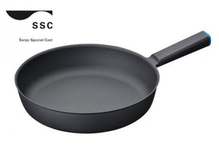 SSC 鋳物フライパン26cm ブルー イメージ