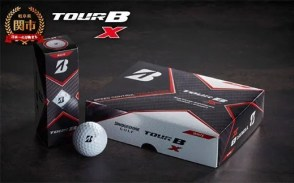 TOUR B X ホワイト 1ダース (ゴルフボール)