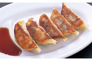 大山ルビー豚餃子