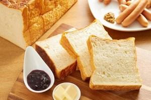 3日経っても「ふんわりやわらか」こだわり食パン1本(3斤分)