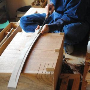 日本刀の拵製作
