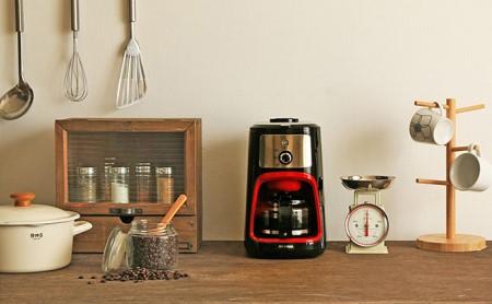 全自動コーヒーメーカー IAC-A600 イメージ