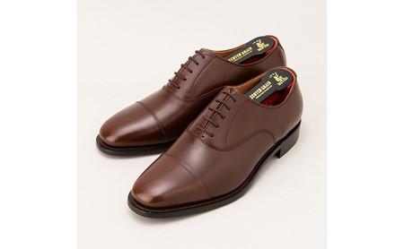 スコッチグレイン紳士靴「アシュランス」NO.3526DBR 26.0cm  イメージ