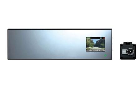 セルスター ドライブレコーダー CSD-620FH イメージ