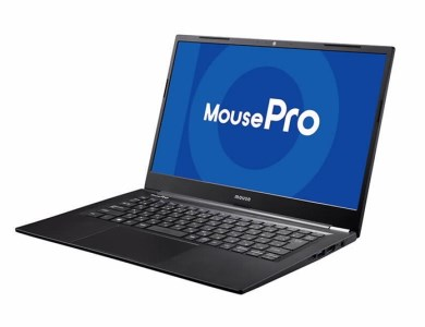 「made in 飯山」マウスコンピューター 14型ノートPC「MousePro-NB200-IIYAMA」 イメージ