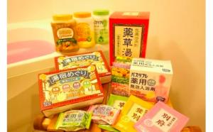 癒しの入浴剤ぽかぽかセット(約100日分)