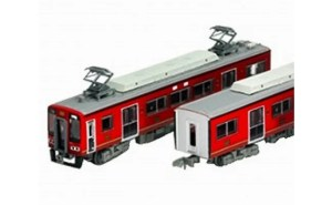鉄道コレクション南海2000系南海・赤備え列車4両セット