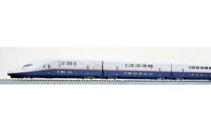 Nゲージ[日本最大のオール二階建て新幹線E4系<Maxとき>展示セット]