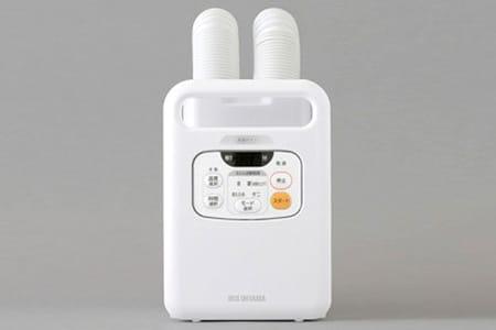 ふとん乾燥機ツインノズル FK-W1 イメージ