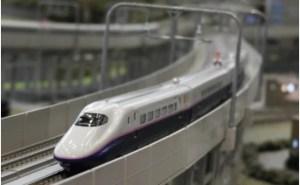 Nゲージ[東日本の主力万能型新幹線! E2系「はやて」運転セット室内灯付!]