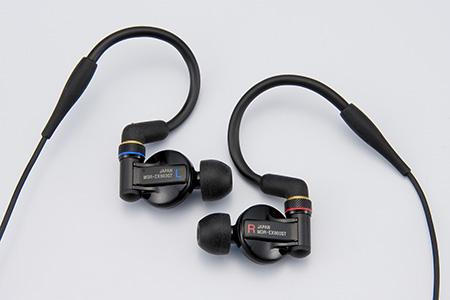 SONY イヤホンモニター MDR-EX800ST/S101 イメージ