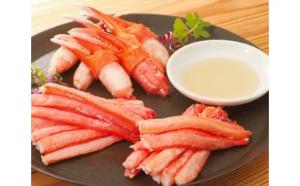 境港産紅ズワイガニ 脚肉・爪肉セット 寄付金額10,000円