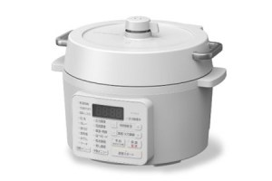 【第9位】電気圧力鍋2.2L PC-MA2-W