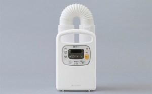【第4位】ふとん乾燥機 タイマー付 FK-C3 (ホワイト)
