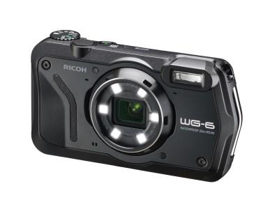 RICOH デジタルカメラ WG-6 ブラック イメージ