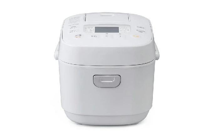 米屋の旨み 銘柄炊き ジャー炊飯器 3合 RC-ME30-W イメージ