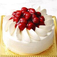 モンテローザ 苺のデコレーションケーキ5号 イメージ