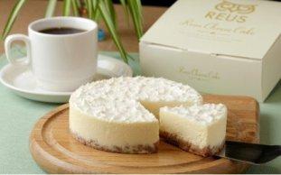 十勝の素材にこだわったチーズケーキ12cm×1【足寄町/ホテルレウス】
