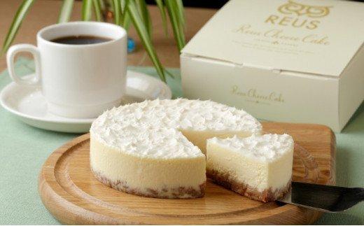 十勝の素材にこだわったチーズケーキ12cm×1【足寄町/ホテルレウス】 イメージ