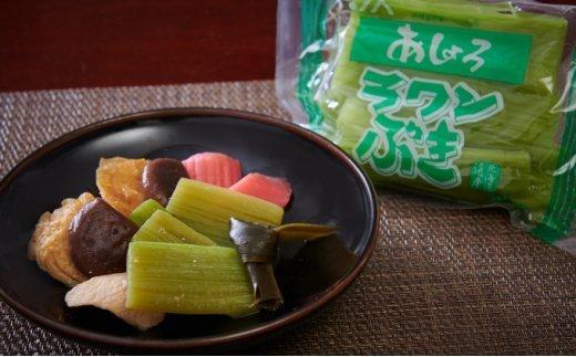 ラワンぶき水煮(200g×12袋)北海道十勝足寄町 イメージ