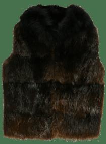 Beaver vest