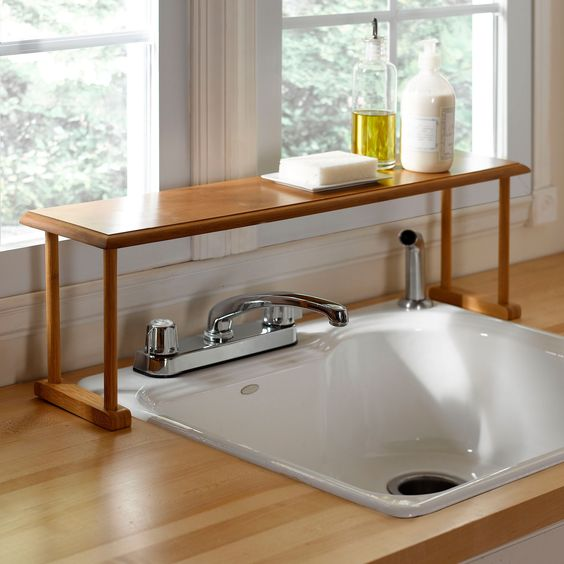 beatrice over sink shelf with large space
