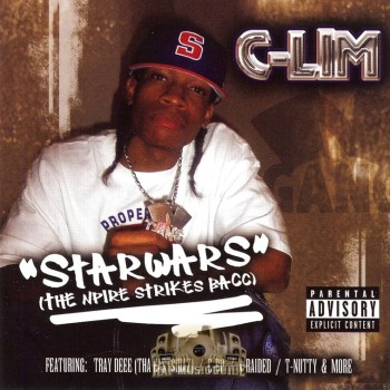 "C-Lim - Star Wars (The Npire Strikes bacc) (2005) ..... Production on ""Sky 2 Tha C"""