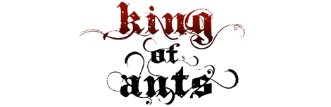 King Of Ants Logo