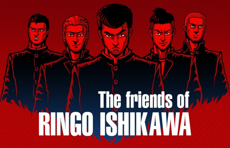 Ringo Ishikawa Jeux Video banner 01