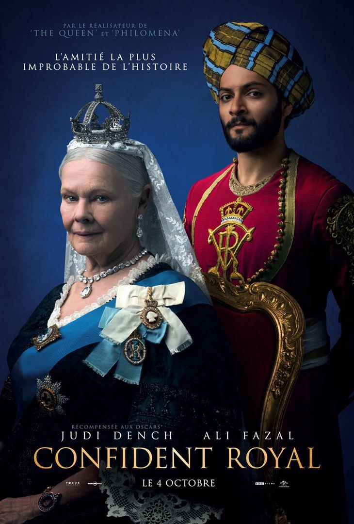 Confident royal affiche furyosa