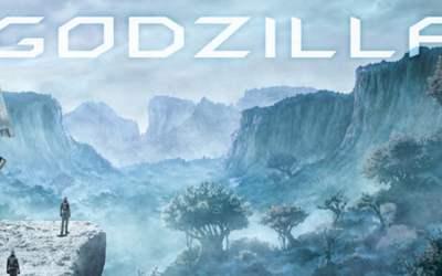 Premier teaser du film d'animation Godzilla : Monster Planet