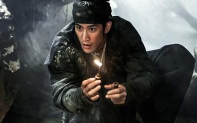 Teaser de The Thousand Faces of Dunjia de Yuen Woo-ping