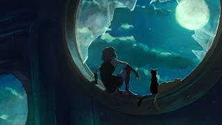 Trailer du film d'animation italien Gatta Cenerentola